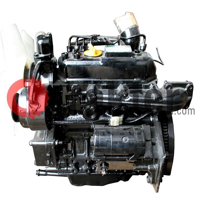 3TN66 YANMAR USED ENGINE 3 CYLINDER - Trakter com