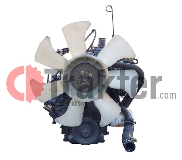 GEBRAUCHTER MOTOR KUBOTA V1505