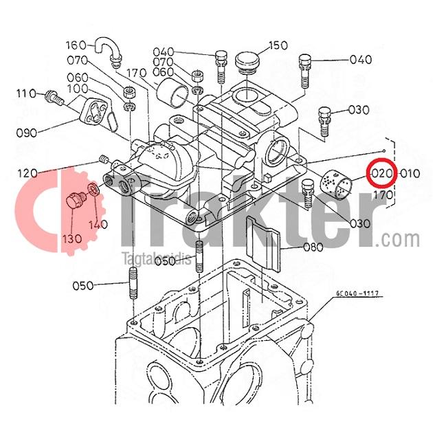 Kubota Hydraulics Diagram