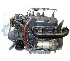 GEBRAUCHTER MOTOR KUBOTA D1105