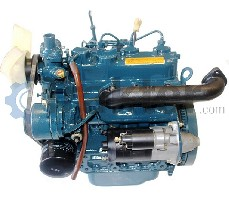 GEBRAUCHTER MOTOR KUBOTA D722