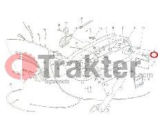 SWITCH STARTER ORIGINAL KUBOTA 66711-55130 66711-55131