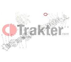 ΦΡΕΖΑΣ ΜΟΥΑΓΙΕ ORIGINAL KUBOTA 70416-55220 70416-55222