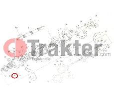 ΦΡΕΖΑΣ ΤΣΙΜΟΥΧΑ ΜΕΣΗ ΚΙΝΗΣΗ (ΑΚΡΙΑΝΗ ΤΣΙΜΟΥΧΑ) ORIGINAL KUBOTA 32187-55370