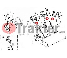 INYECTOR KUBOTA ORIGINAL 17391-53000 17391-53001