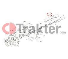 ΜΠΡΙΖΝΤΕΡΕΚ ΜΠΙΛΙΑΔΟΡΟΣ ORIGINAL KUBOTA 67111-13700