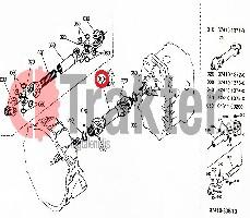 ΣΤΑΥΡΟΣ ΔΙΑΦΟΡΙΚΟΥ ORIGINAL KUBOTA 37410-13710 37410-13714
