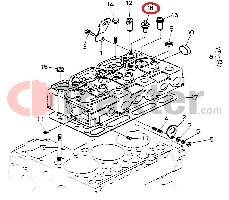 TEMPERATURFÜHLER ORIGINAL KUBOTA 31351-32830