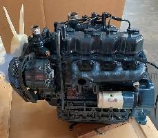 GEBRAUCHTER MOTOR KUBOTA V1902